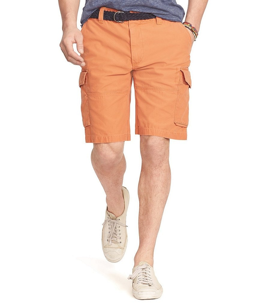 Polo Ralph Lauren Classic-Fit Commander Cargo Shorts