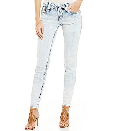 Rock Revival Celie 5-Pocket Destructed Skinny Jean