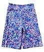 Color:Fiesta - Image 1 - Jessica Simpson Little Girls 2T-6X Kitty Printed Flared Pants