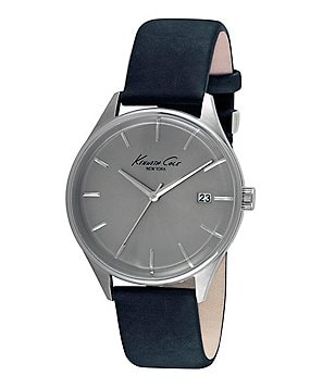 Kenneth Cole New York Analog & Date Watch