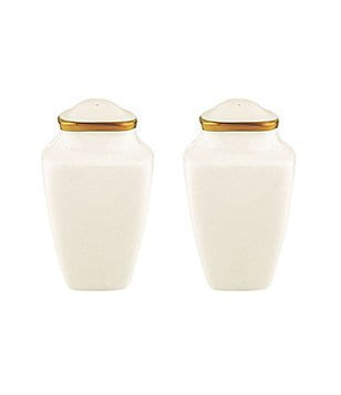 Lenox Eternal Salt & Pepper Shakers