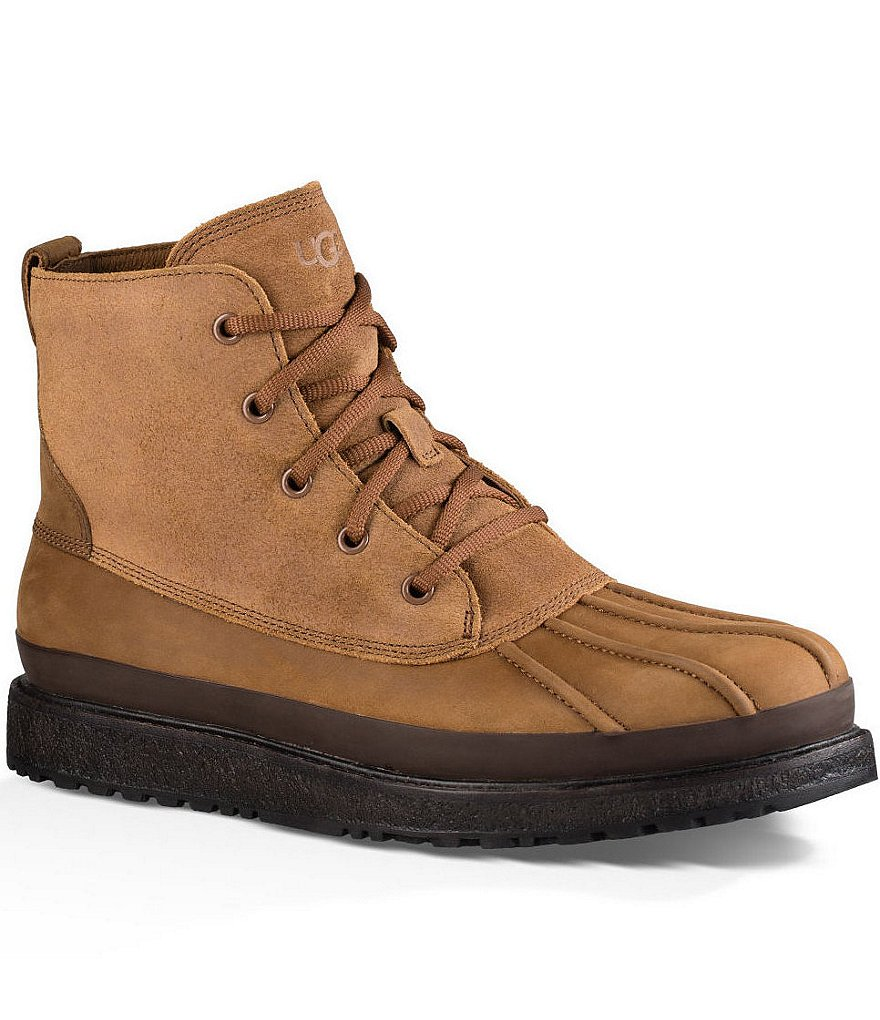 UGG® Fairbanks Men´s Cold-Weather Waterproof Boots