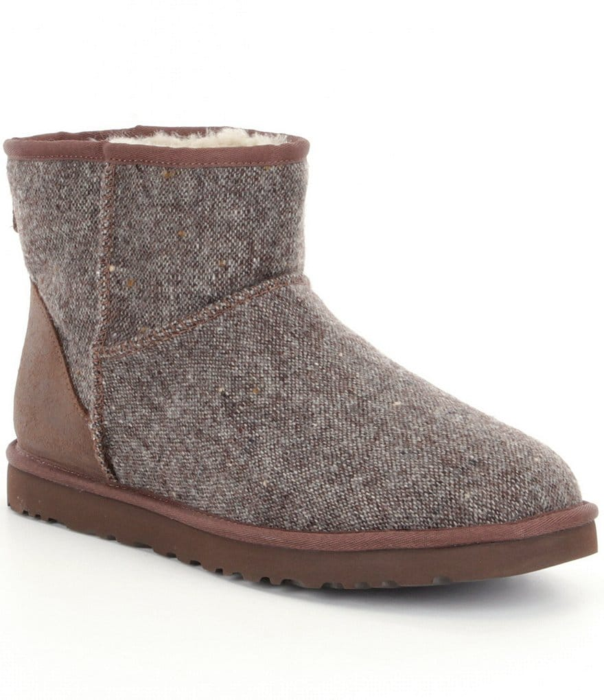 UGG® Classic Mini Donegal Boots