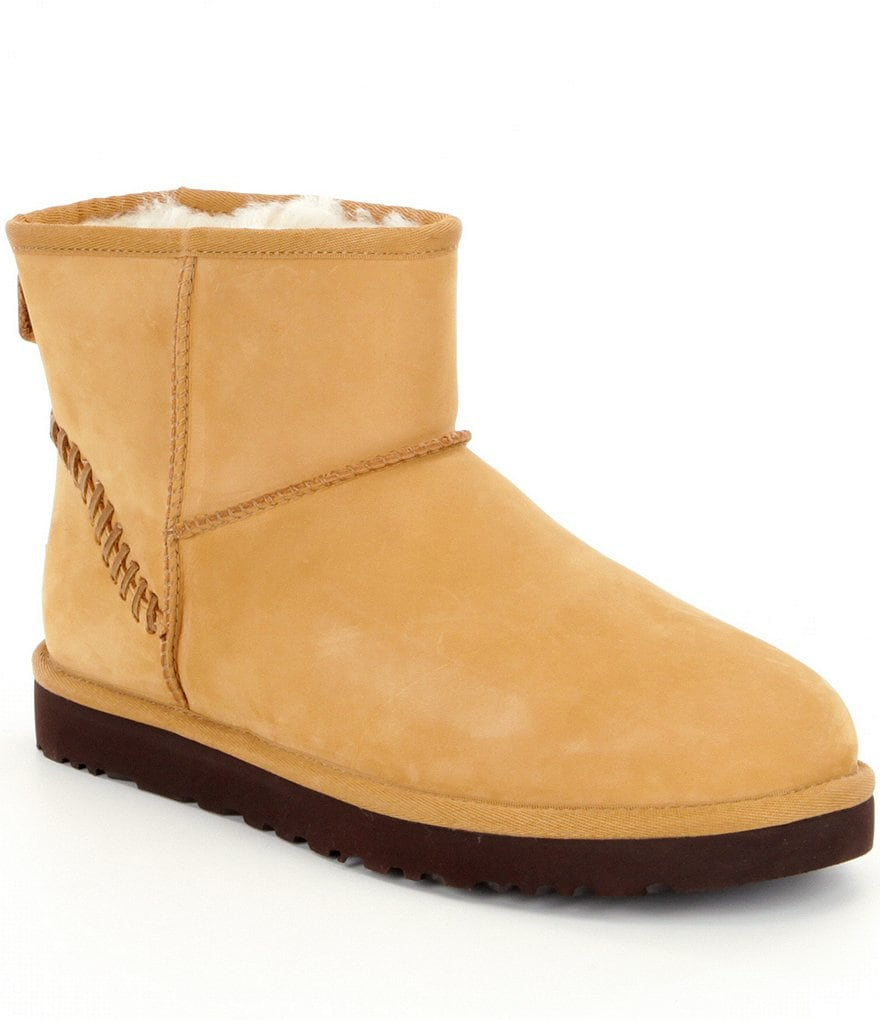 UGG® Classic Mini Deco Waterproof Boots