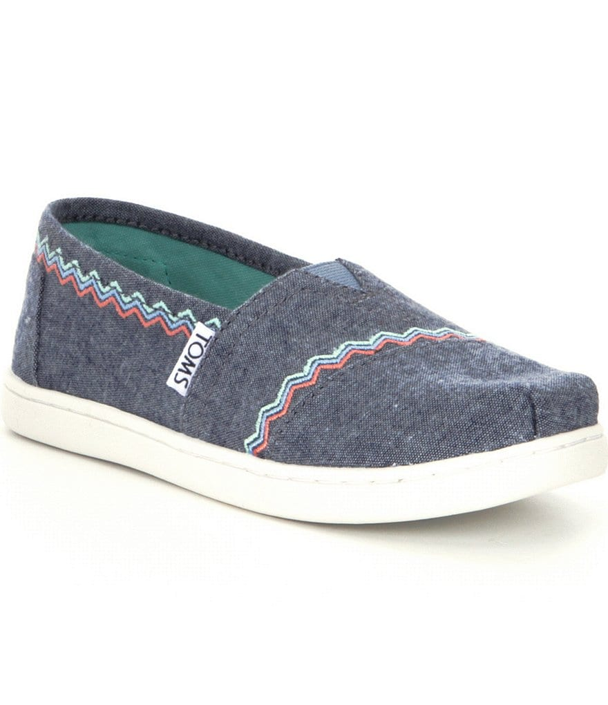 TOMS Girls´ Alpargatas
