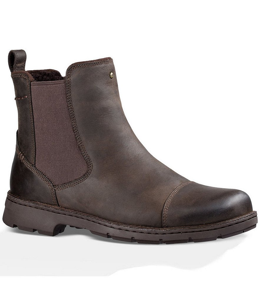 UGG® Runyon Cold-Weather Waterproof Chelsea Boots