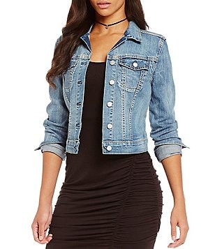 Jessica Simpson Pixie Jean Jacket