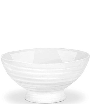 Sophie Conran for Portmeirion White Porcelain Mini Dip Dishes, Set of 4