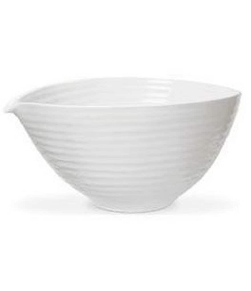 Sophie Conran for Portmeirion White Large Mixing Bowl