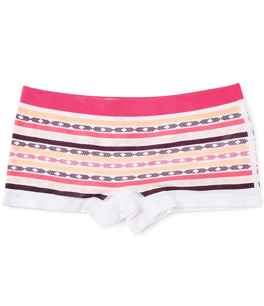 GB Girls Big Girls 7-16 Tribal Seamless Boy Short Panty