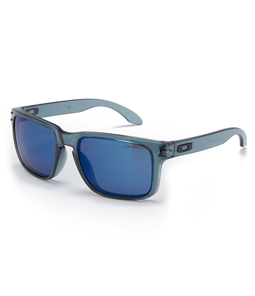 Oakley Holbrook Flash Mirror Sunglasses