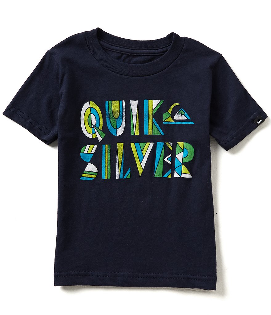 Quiksilver Baby Boys 12-24 Months Q Tribe Short-Sleeve Tee