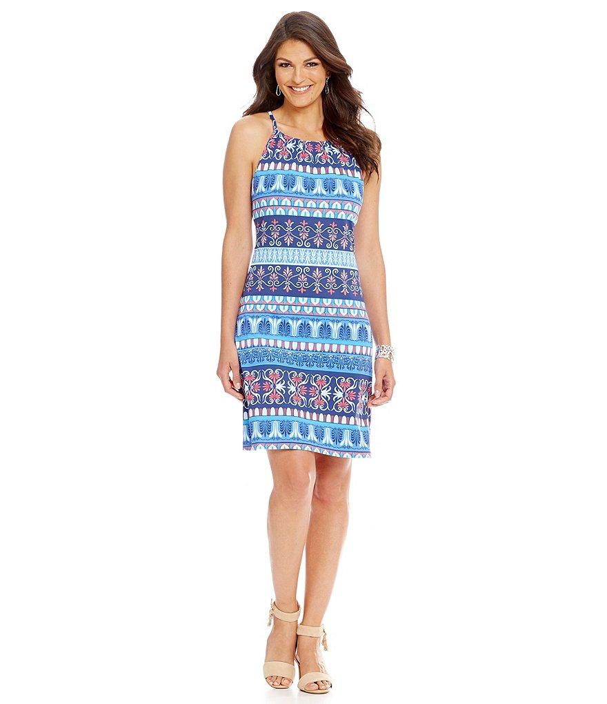 J.McLaughlin Maria Halter Dress