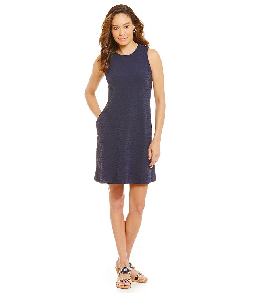 J.McLaughlin Sleeveless Swing Dress