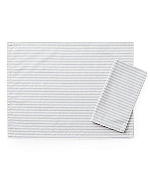 Southern Living Amber Stripe Placemats and Napkins