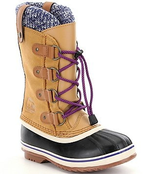 SOREL® Girls´ Waterproof Cold Weather Joan of Arctic™ Knit Boots