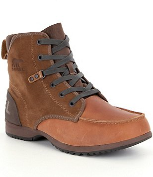 SOREL® Men´s Waterproof Ankeny™ Moc Toe Boots