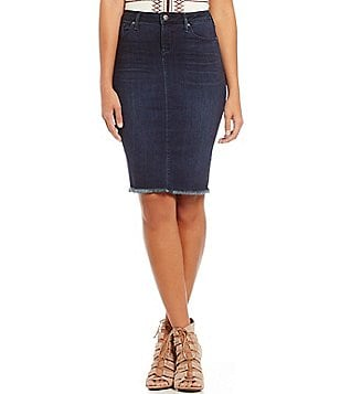 Jessica Simpson Haven Denim Pencil Skirt