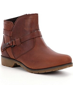 Teva Womens Delavina Waterproof Ankle Boots