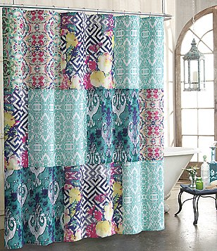 Poetic Wanderlust by Tracy Porter Florabella Shower Curtain