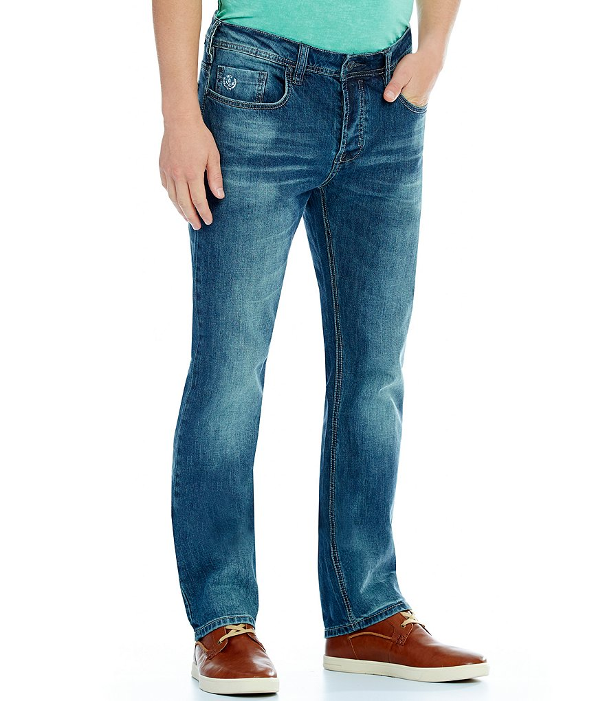 Buffalo David Bitton Evan X Slim Tapered Jeans