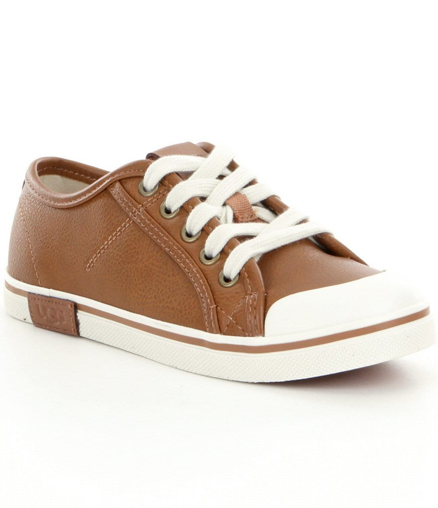UGG® Kids´ Broderick Pebbled Sneakers