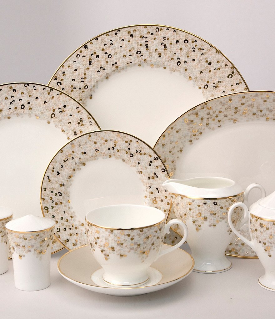 Nikko Spangles Shimmering Bone China