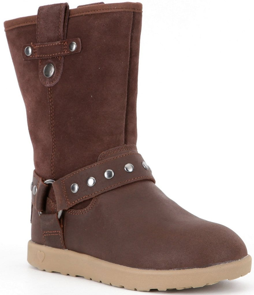 UGG® Girls´ Moto Short Boots