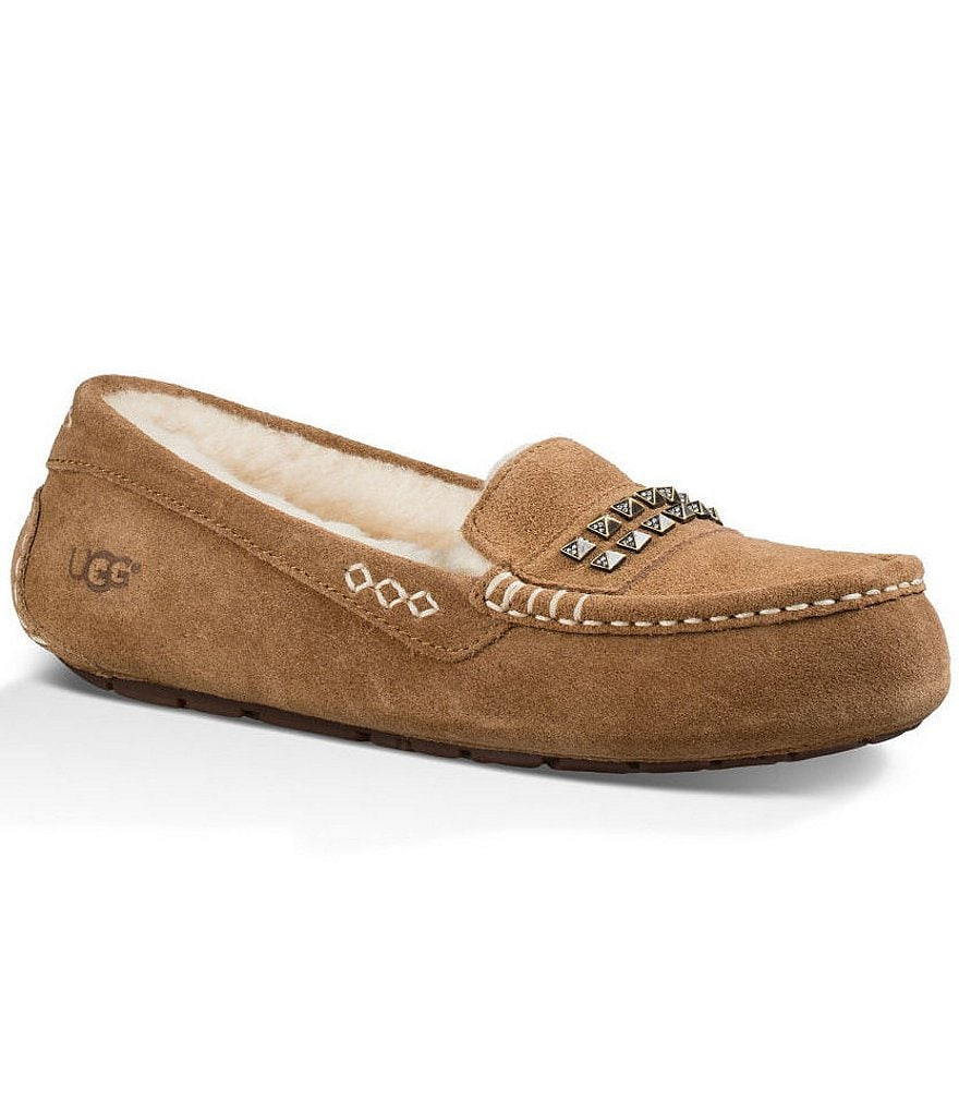 UGG® Ansley Deco Studs Slippers