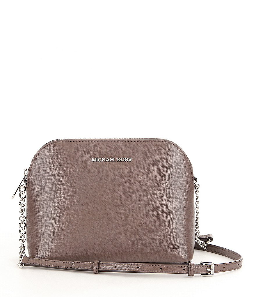 MICHAEL Michael Kors Cindy Large Dome Cross-Body Bag