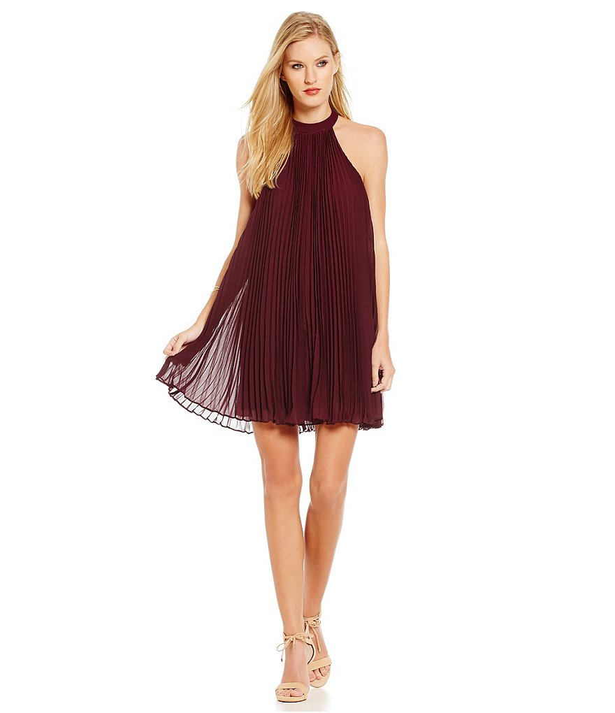 Keepsake Clarity Halter Neck Mini Dress