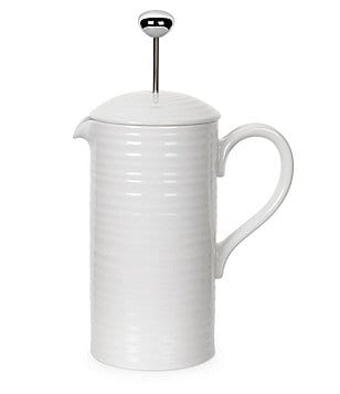 Sophie Conran by Portmeirion Porcelain Cafetiere Coffee Pot