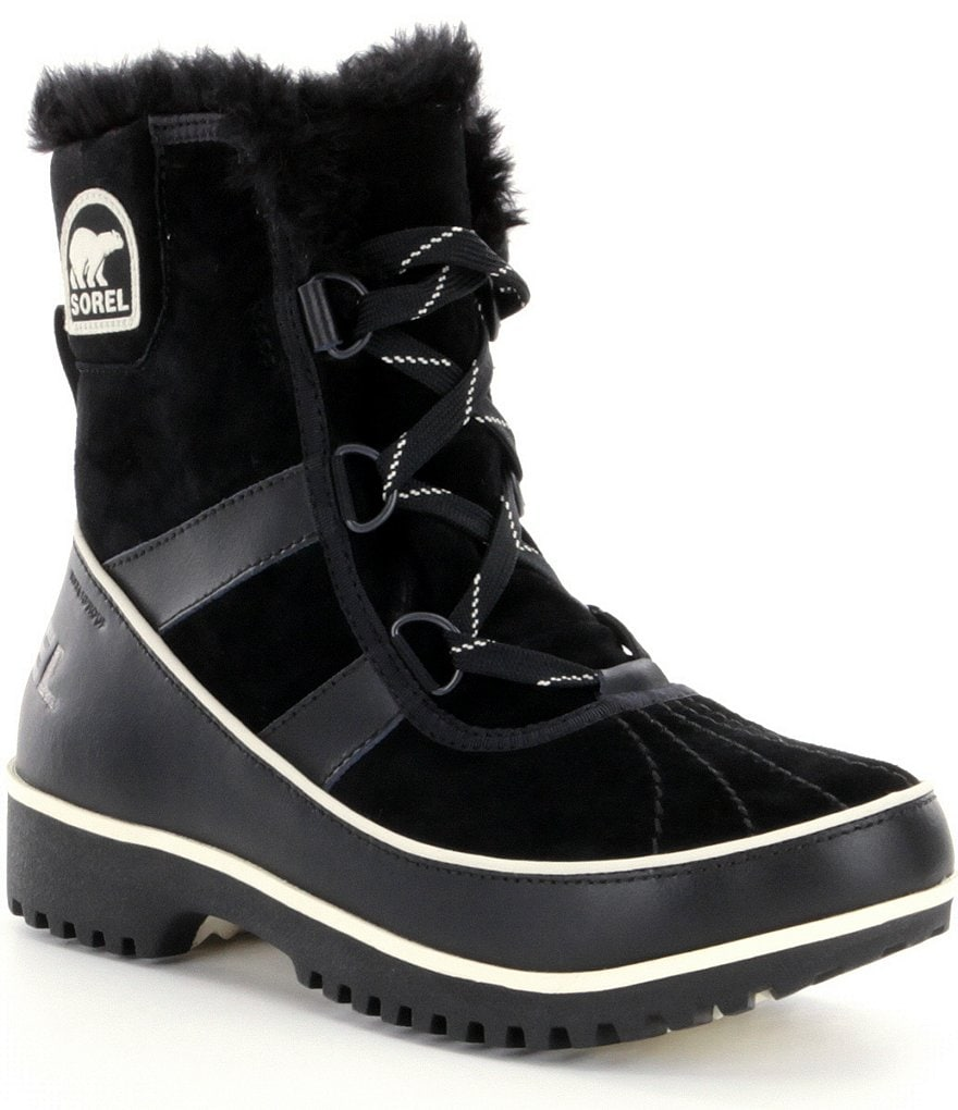 SOREL® Women´s Tivoli II Faux Fur Waterproof Cold Weather Booties