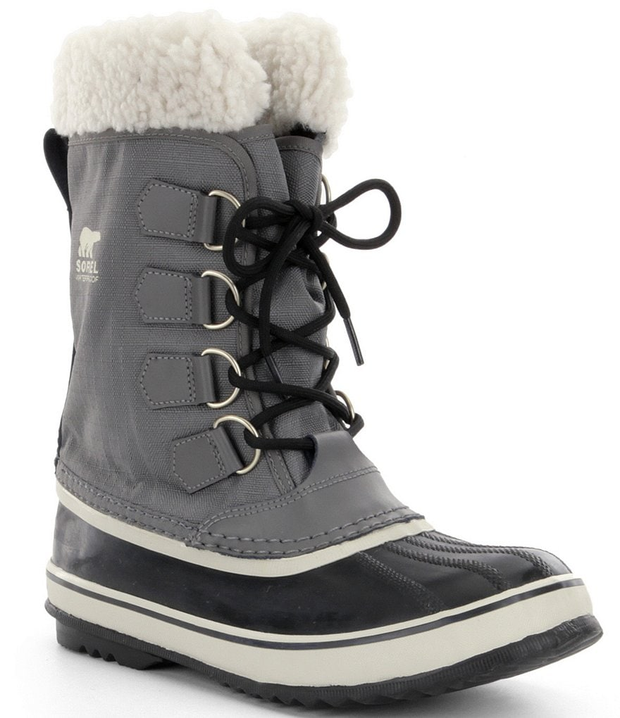 SOREL® Winter Carnival™ Waterproof Cold Weather Faux Fur Boots