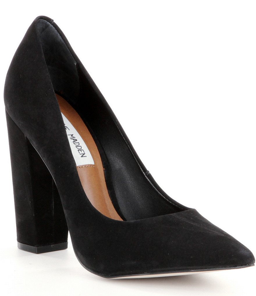 Steve Madden Primpy Pointed-Toe Pumps
