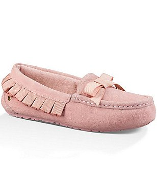 UGG® Girls´ Rosea Ruffles Slippers