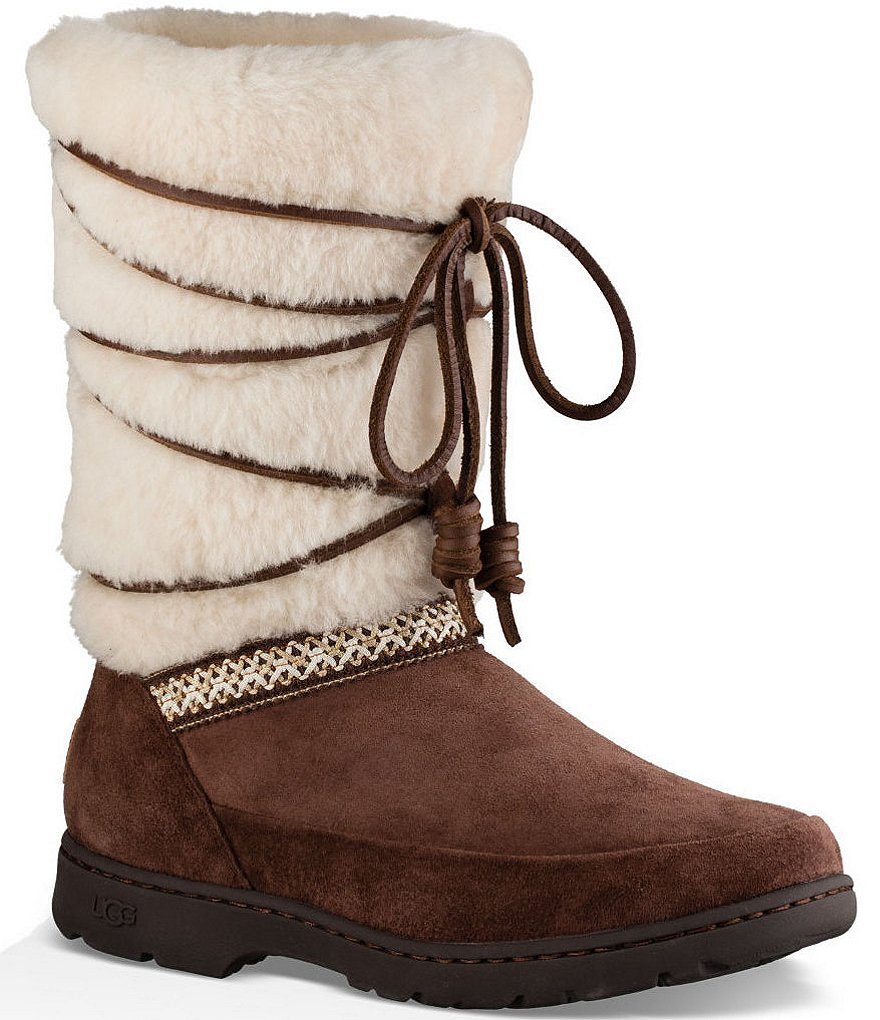 UGG® Maxie Sheepskin Cold Weather Boots