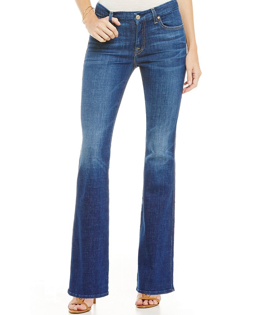 7 For All Mankind Tailorless A Pocket Jeans