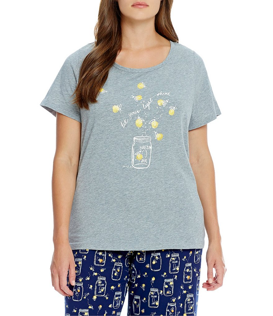 Sleep Sense Plus Fireflies Printed Sleep Top