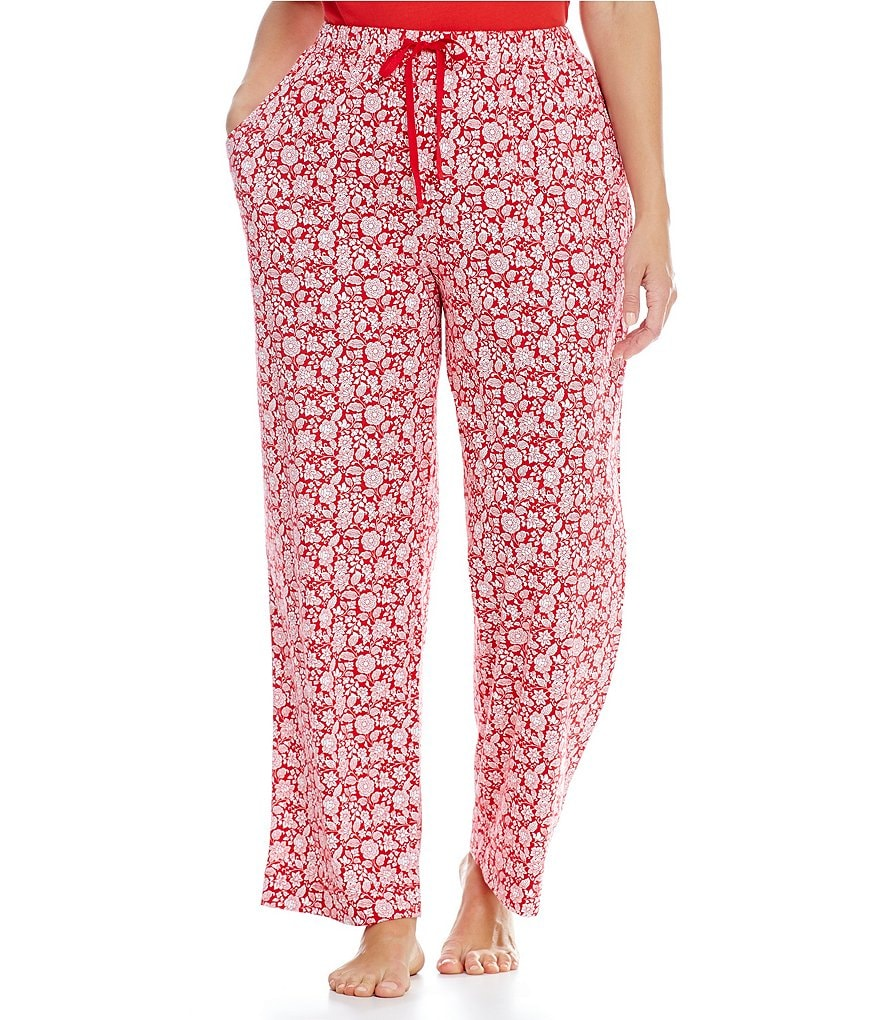Sleep Sense Plus Ditsy Floral Printed Sleep Pants