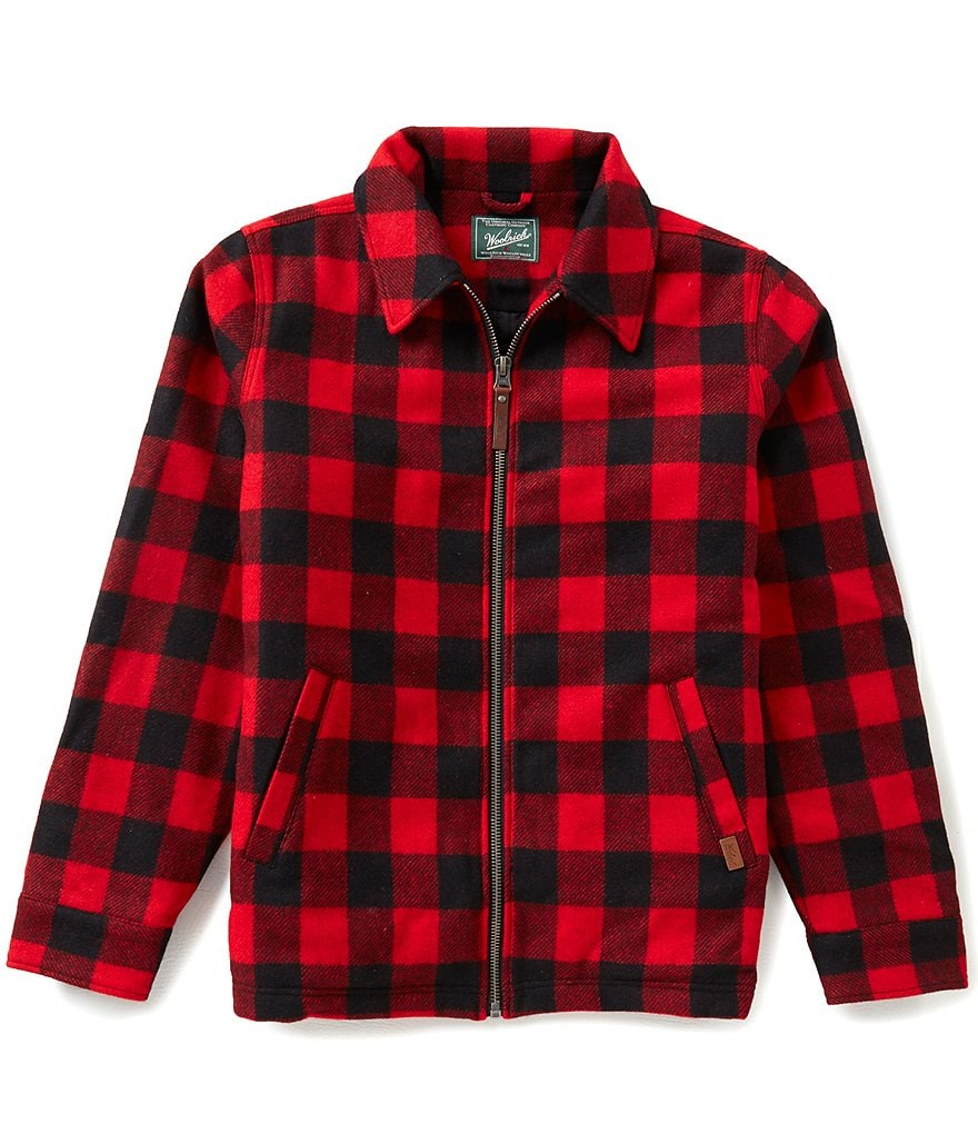 Woolrich Wool Corvair Jacket