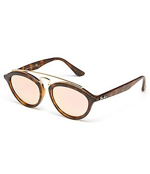 Ray-Ban Gatsby Round Mirrored Sunglasses