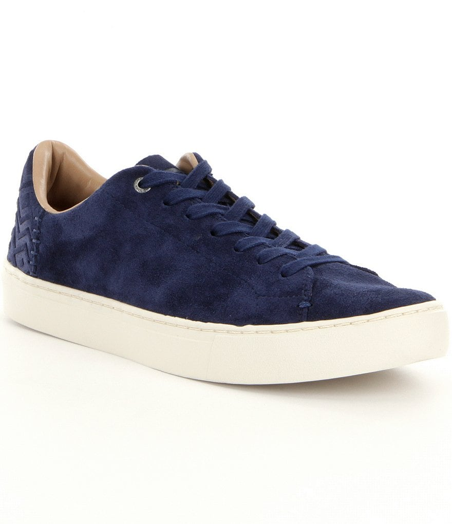 TOMS Men´s Lenox Suede Lace-Up Sneakers