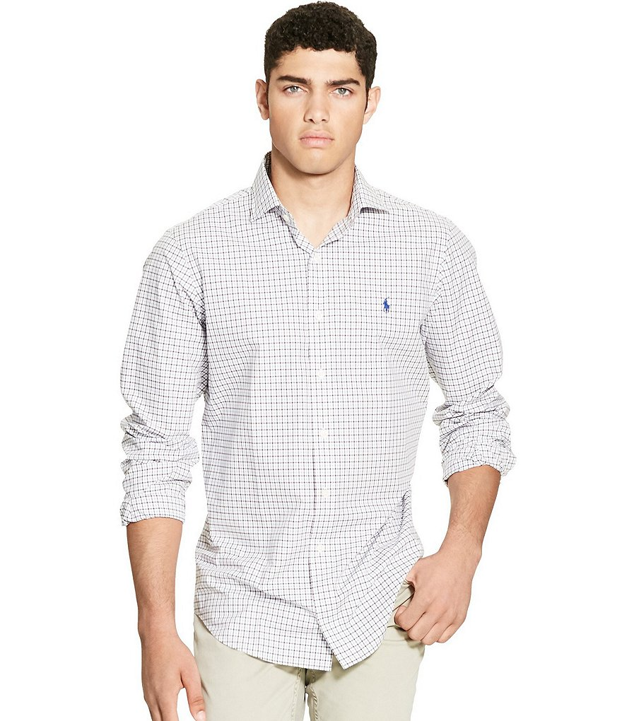 Polo Ralph Lauren Checked Estate Button-Down Shirt