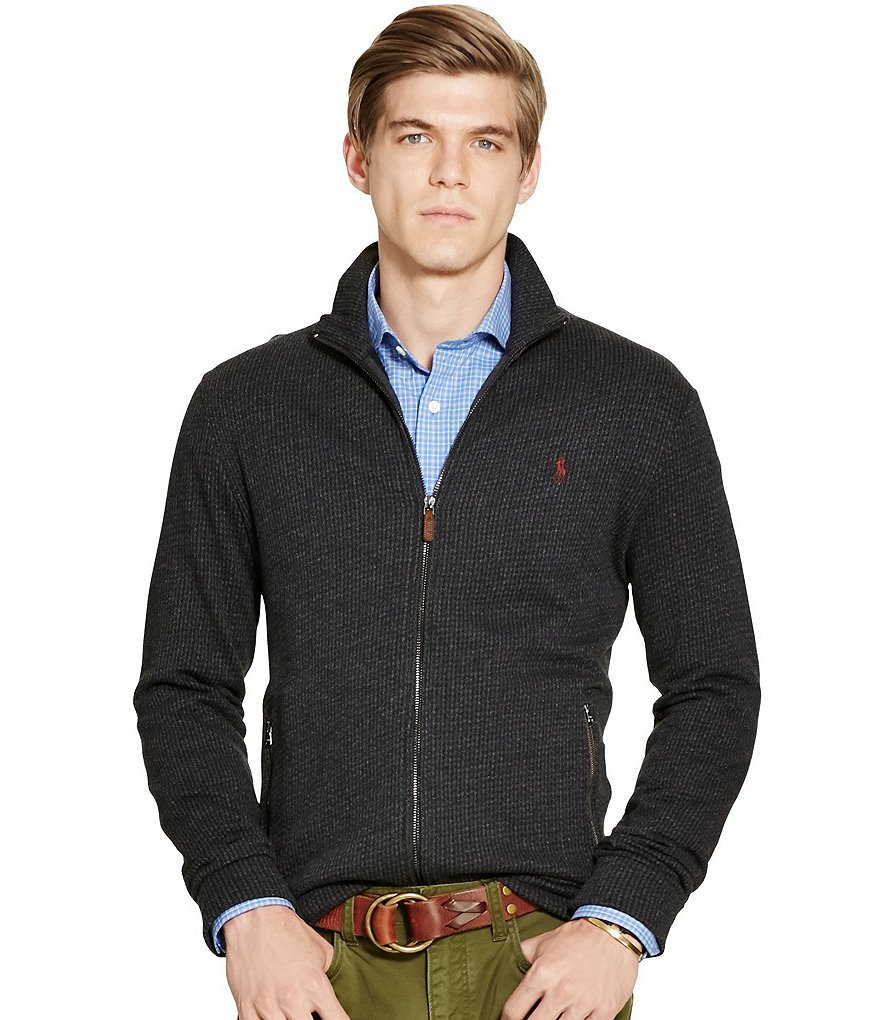Polo Ralph Lauren Jacquard Fleece Jacket