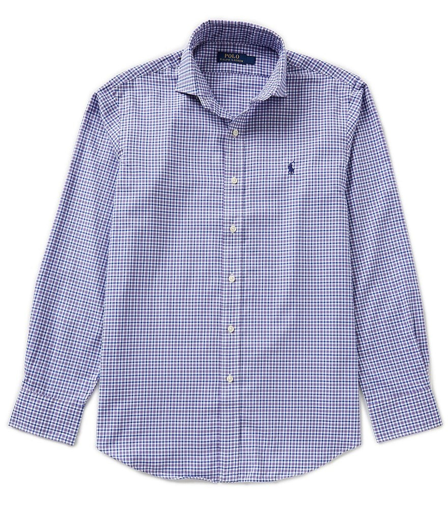 Polo Ralph Lauren Checked Twill Sport Shirt