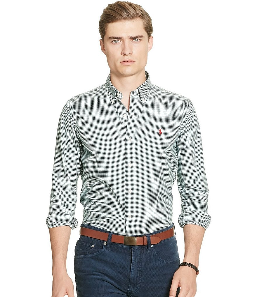 Polo Ralph Lauren Gingham Cotton Twill Shirt