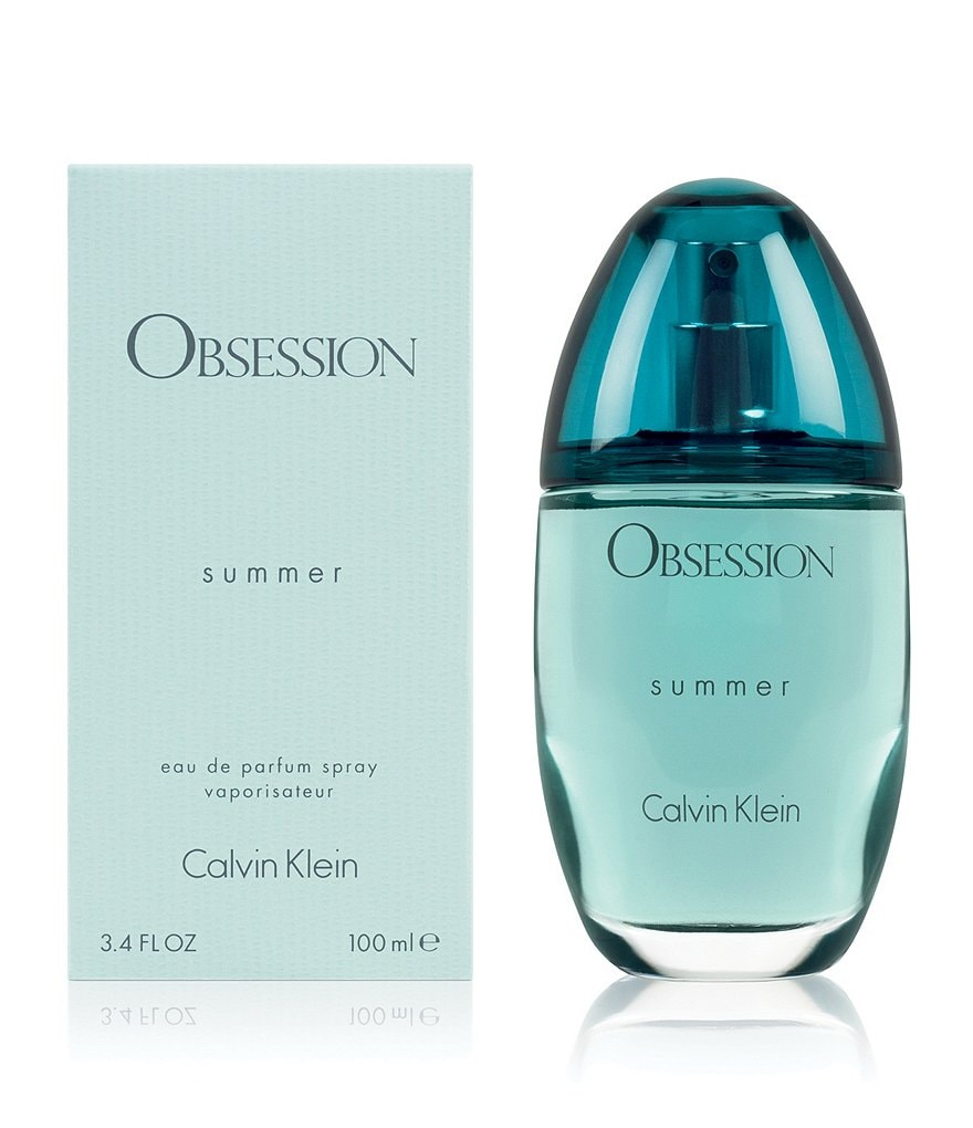 Calvin Klein Women Summer Obsession Eau de Parfum Spray