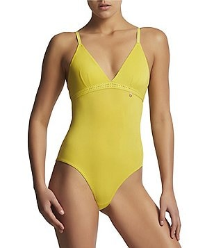 Elle Macpherson Signature Microfiber Collection Bodysuit