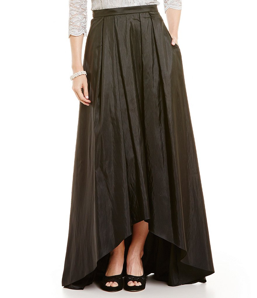 Alex Evenings Hi-Low Ball Skirt